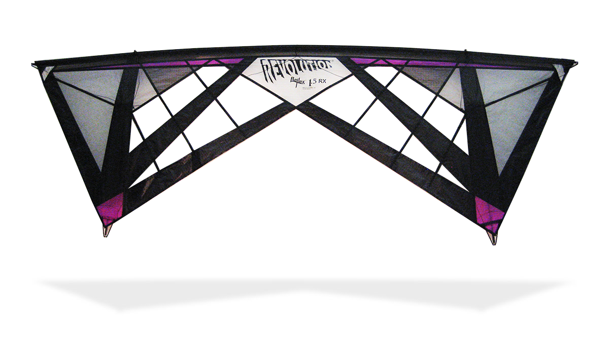 Revolution Reflex RX Spider Web - Purple