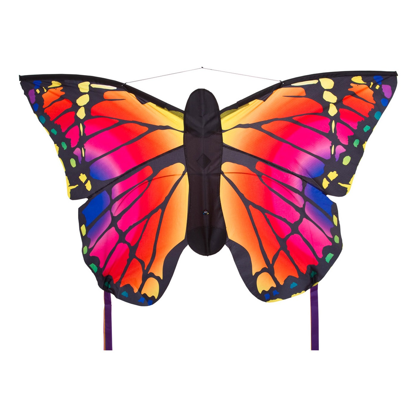 Butterfly Kite - Swallow Tail Ruby L