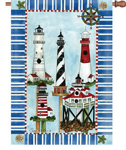 Lighthouses - Eastern Lights