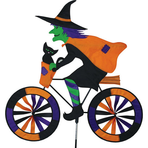 Bike Spinner - Witch