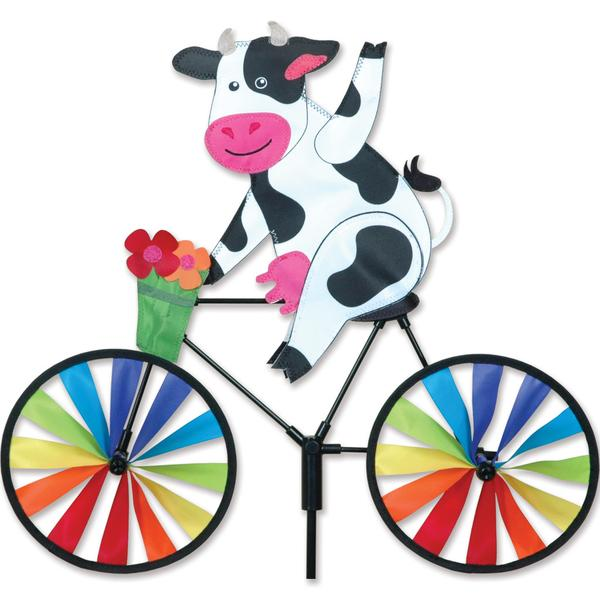 "Cow 20"" Bike Spinner"