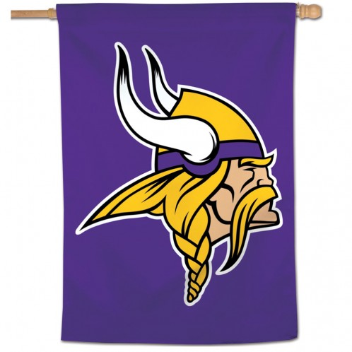 Minnesota Vikings Small Garden Flag