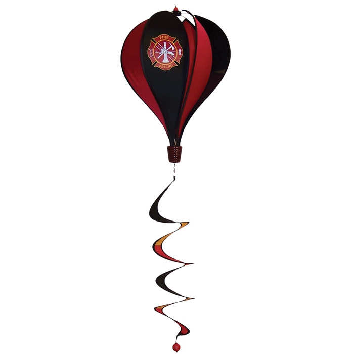 "16"" Fire Rescue Hot Air Balloon"