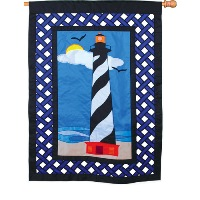 Lighthouse Elite House Flag