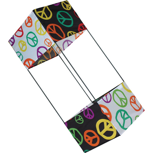 Peace Box Kite