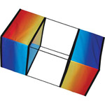 Gradient Box Kite