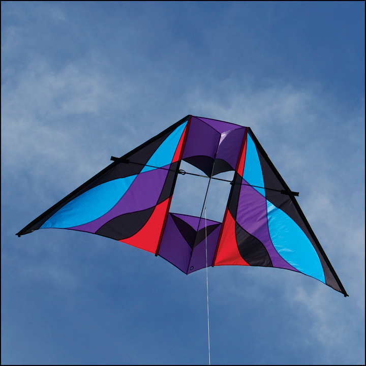 Box/Cellular Kites : Unique Flying Objects, The Coolest