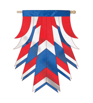 Patriotic Wind Spirit