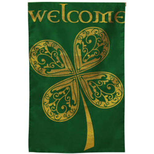 House Flag - Welcome Celtic