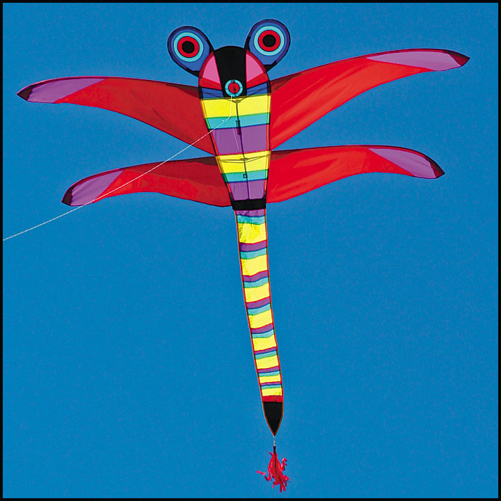 Dragonfly Kite - Tropic