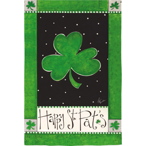 House Flag - Happy St. Pat