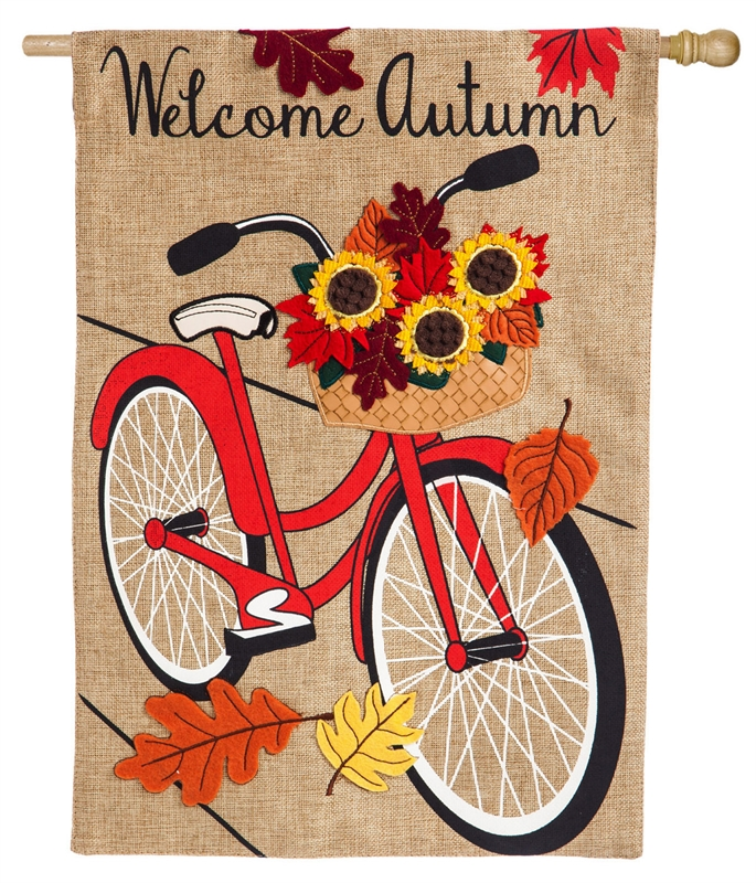 Autumn Bicycle