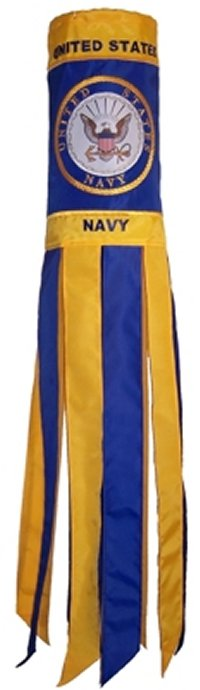 Navy Windsock