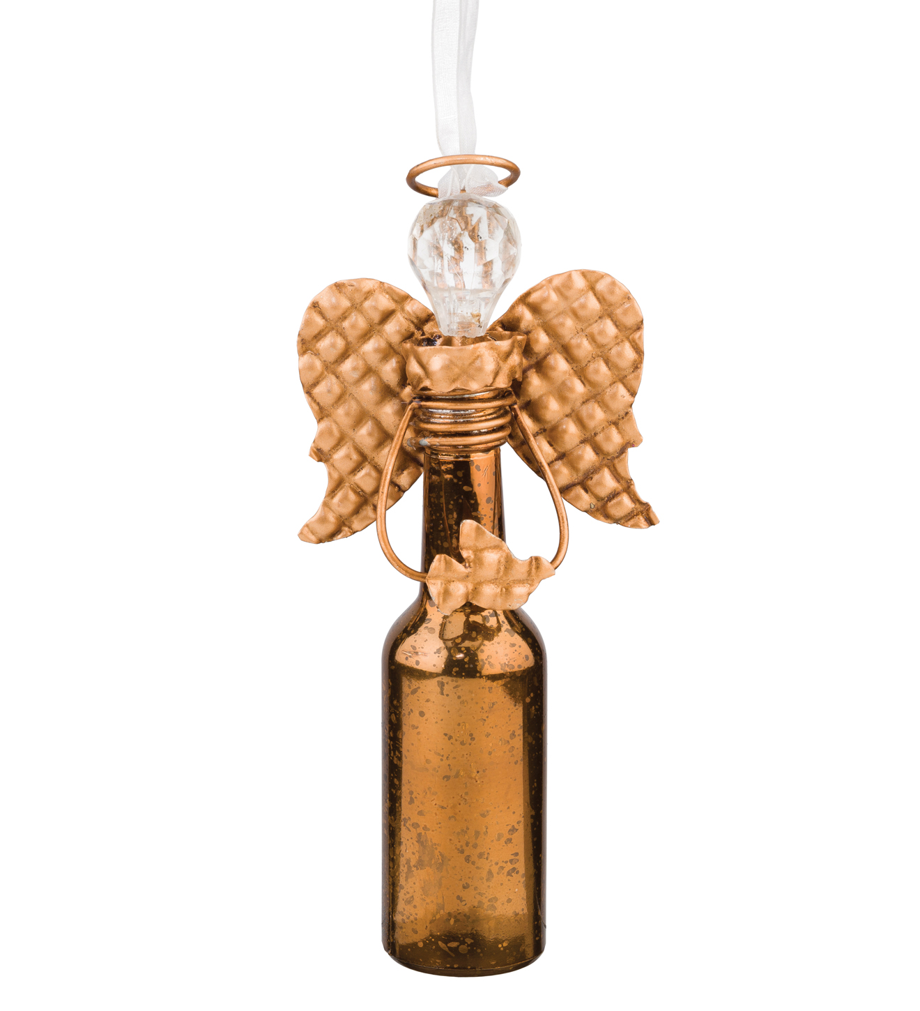 Angel Ornament - Copper