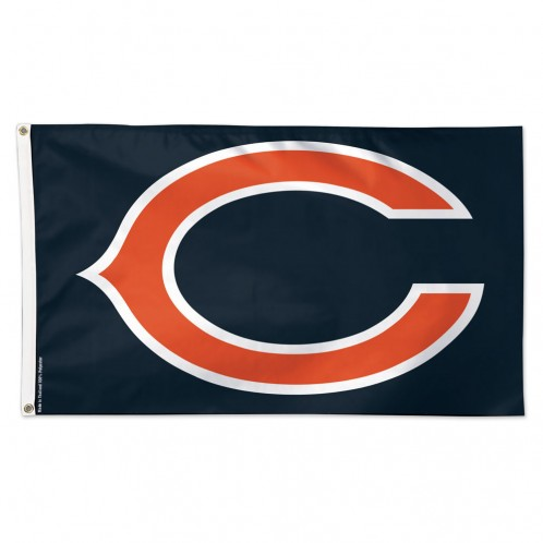 Chicago Bears Flag - Deluxe 3' x 5'