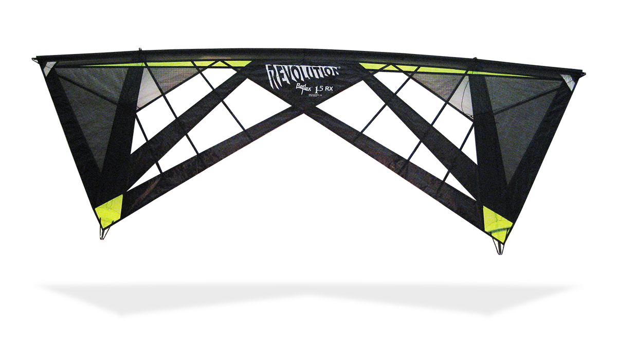 Revolution Reflex RX Spider Web - Lime Green