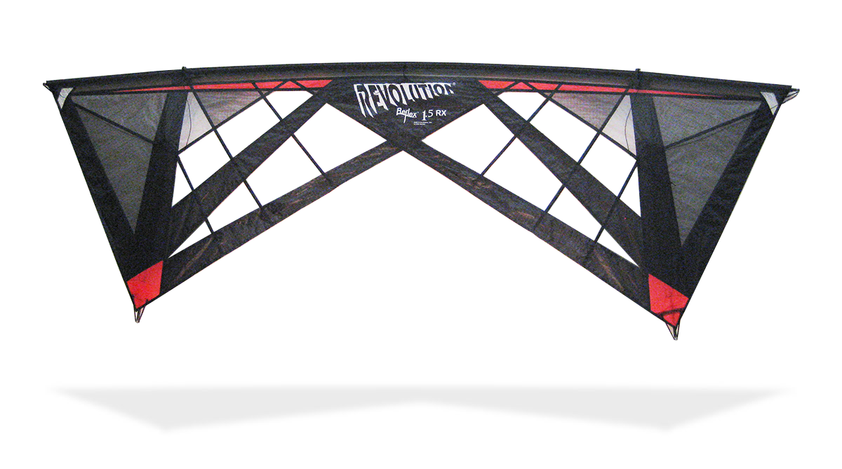 Revolution Reflex RX Spider Web - Red