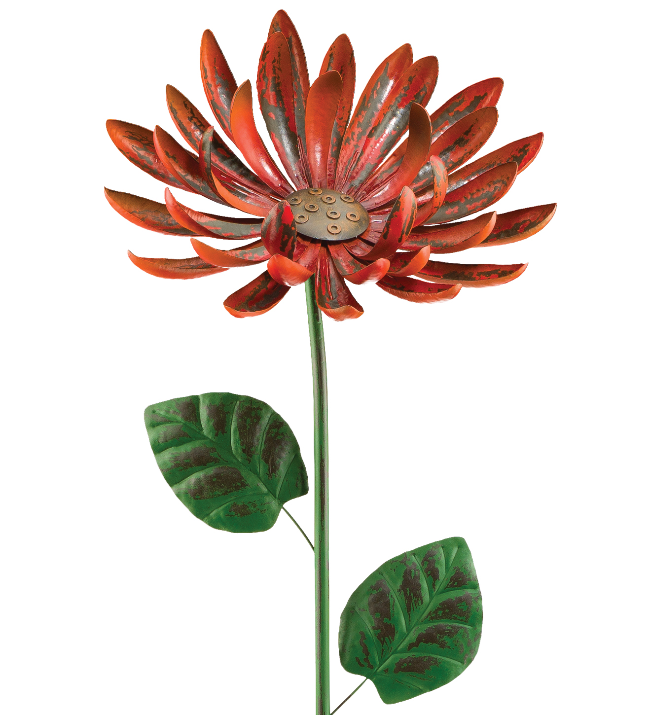 Giant Rustic Flower Stake - Mum