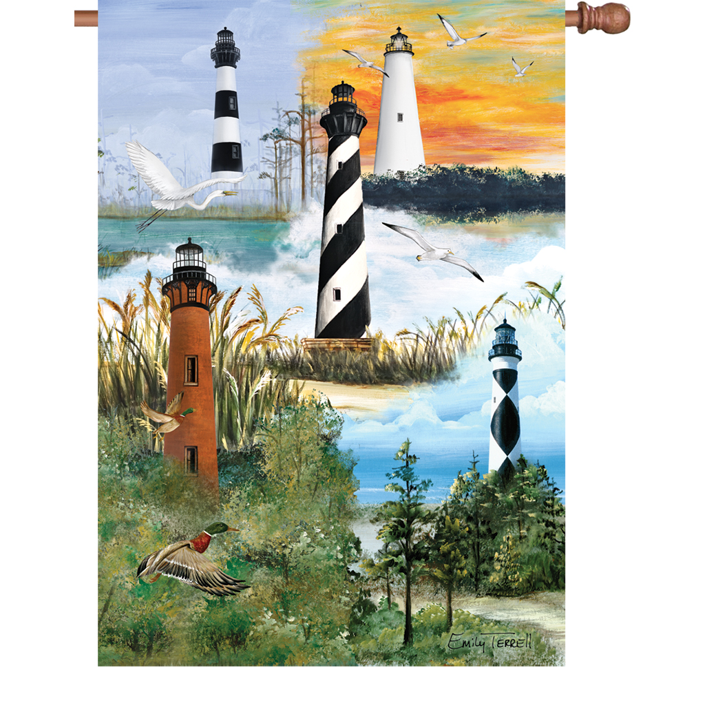 Lighthouses - Outer Banks