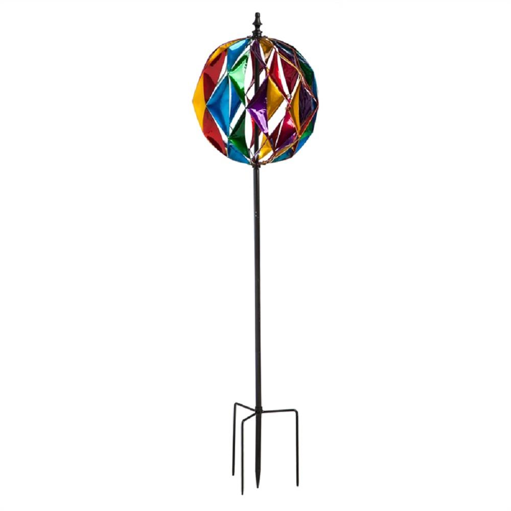 "75"" Colorful Ball Kinetic"