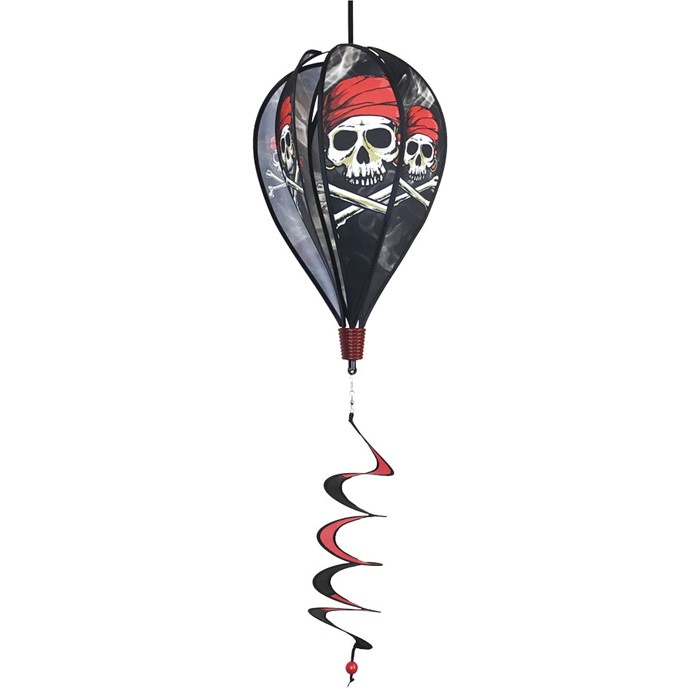 "17"" Smokin' Pirate Hot Air Balloon"