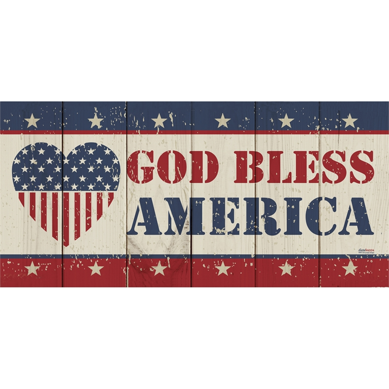 Switch Mat - God Bless America