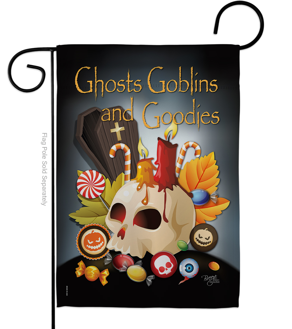Halloween - Ghosts, Goblins And Goodies