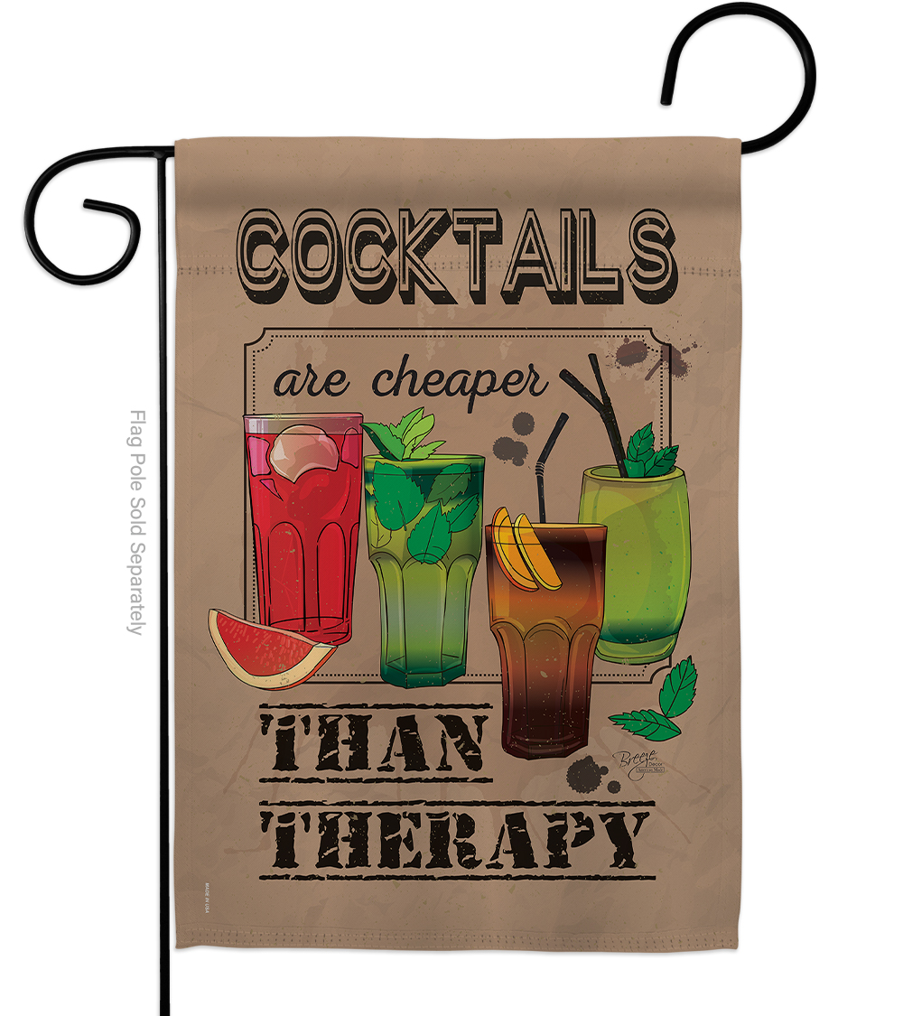 Cocktails Are Cheaper