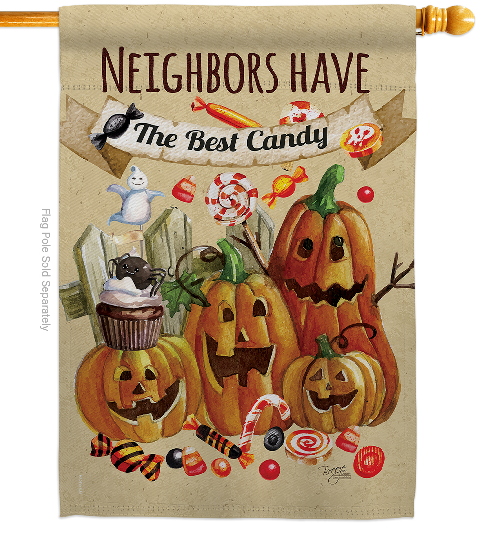 Halloween - Neighbor's Candy
