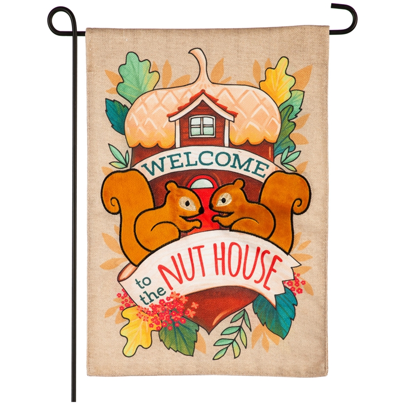Burlap - Welcome To The Nut House