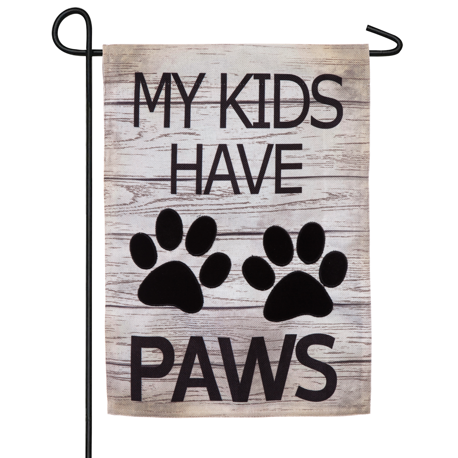 Burlap - My Kids Have Paws