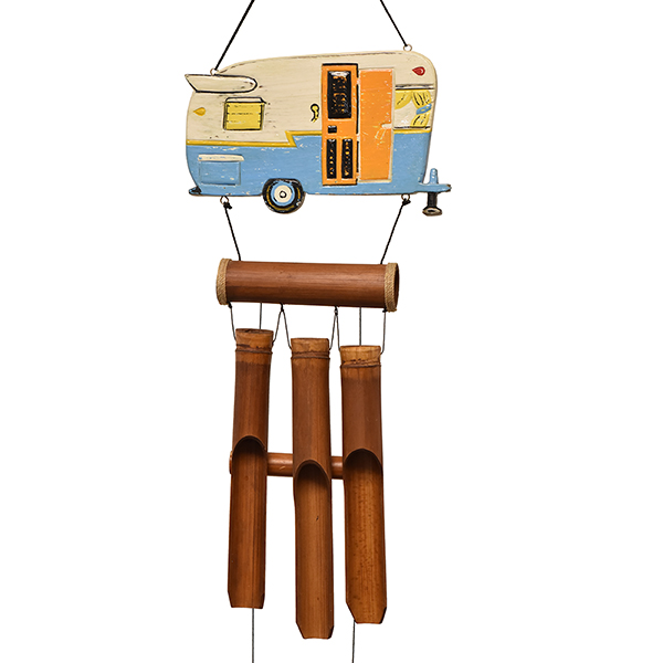 Camper Trailer Bamboo Chime
