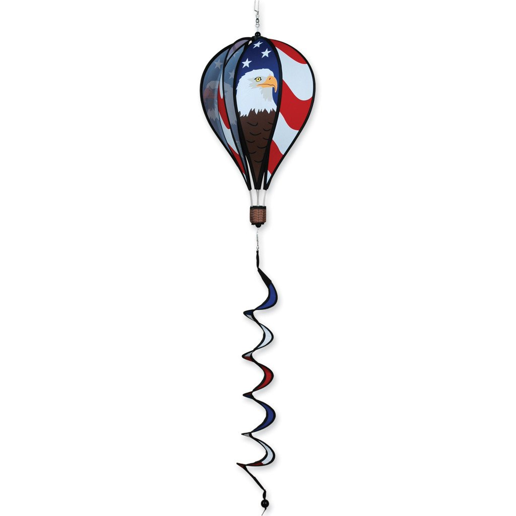 "16"" Patriotic Eagle Hot Air Balloon"