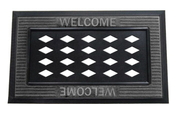 Scroll Mat Frame - Welcome