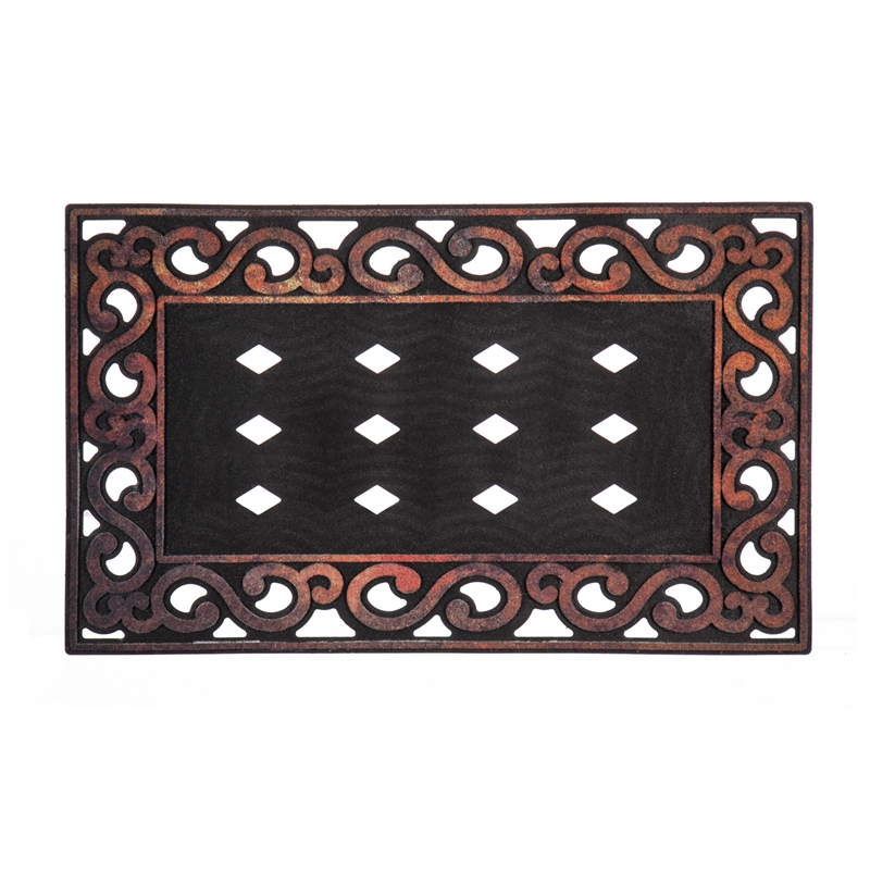 Scroll Mat Frame - Variegated
