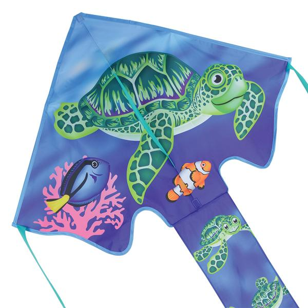 Large Easy Flyer - Sea Turtles