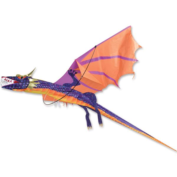 Large 3-D Dragon Kite