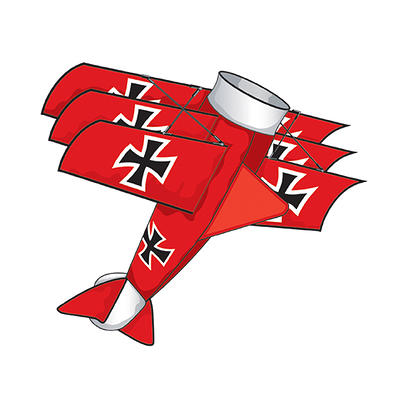 Red Baron - 3-D
