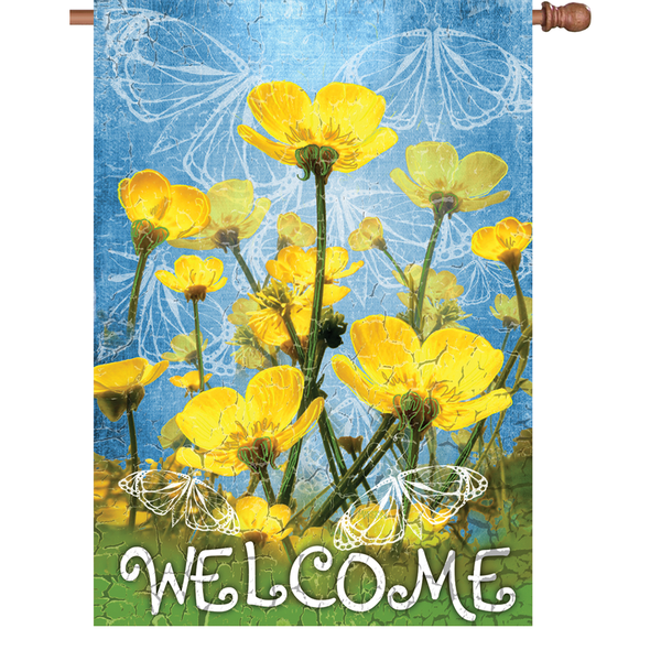 Buttercups Welcome