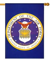 Department of the Air Force House Flag