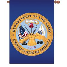 Department of the Army House Flag