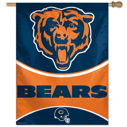Chicago Bears House Flag
