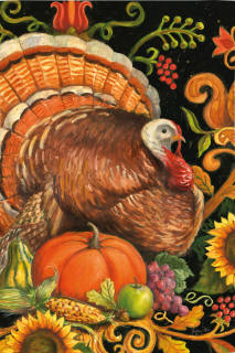 Folk Turkey - Click Image to Close