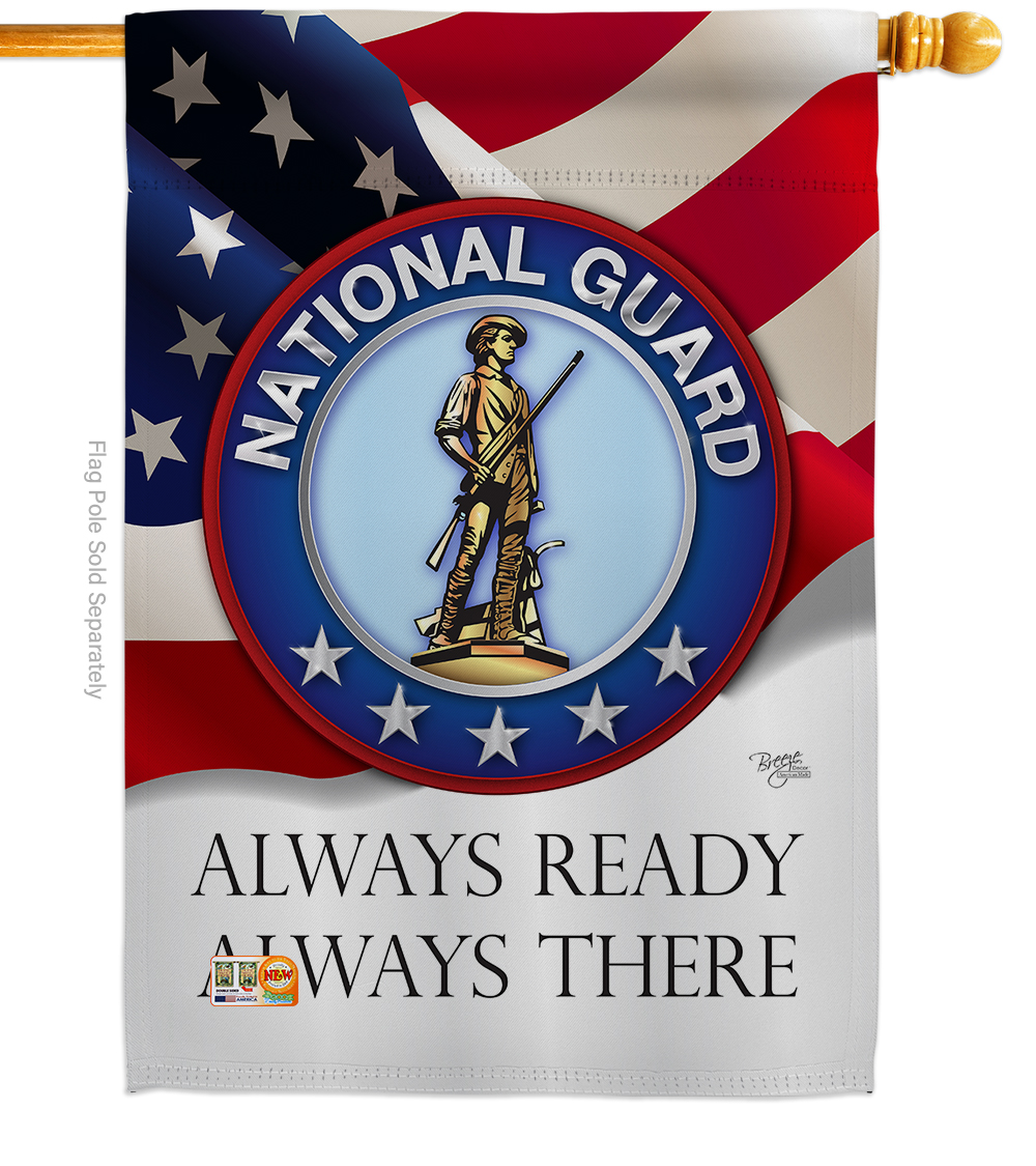 House Flag - National Guard