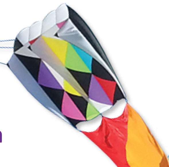 Killip Foil 90 - Rainbow Triangles
