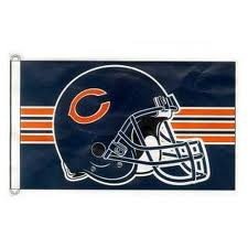 Chicago Bears 3' x 5' Flag