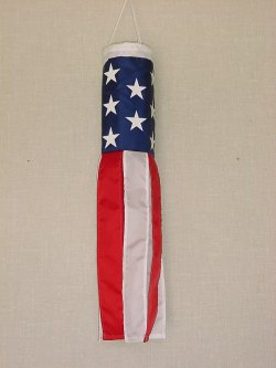 Patriotic Windsocks