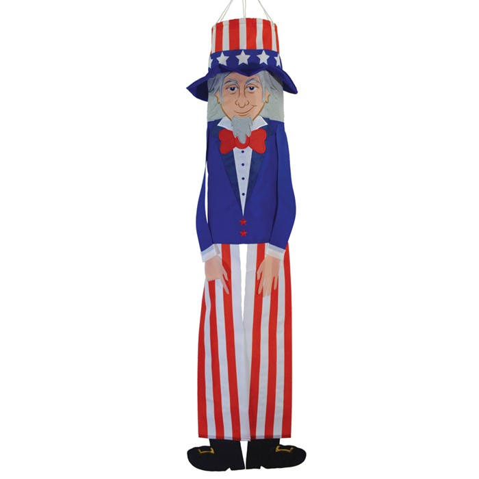 Uncle Sam Breeze Buddy Windsock