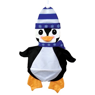 Winter - Penguin Wind Friend