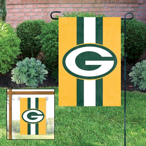 Green Bay Packers Garden/Window Flag